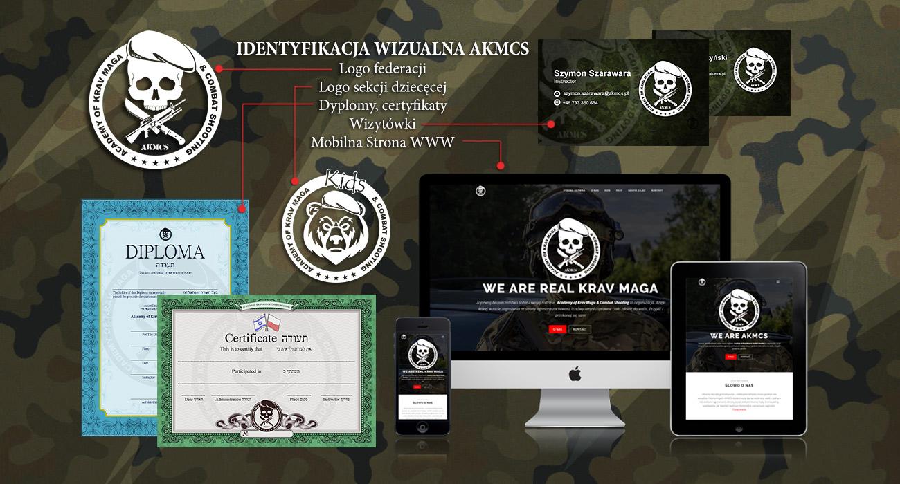 AKMCS – Identyfikacja wizualna